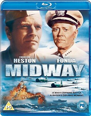 The Battle of Midway [Blu-ray]