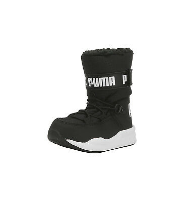 f94aaab46c7 PUMA Shoes Infant Kids Baby Trinomic Boot PS Sneaker Black 363979 01