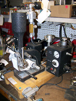 Kingsley  Pneumatic Am-100-W Hot Foil Stamping Machine Maker