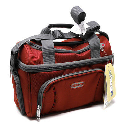 eBags Crew Cooler Jr. Lunch Bag, Sinful Red