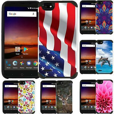 FOR ZTE TEMPO X N9137 / Blade Vantage Z839 Leather Cover