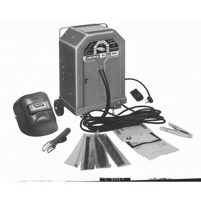 Wheel Kit for AC225 Welder Undercarriage Fits Use With 125 By Electric