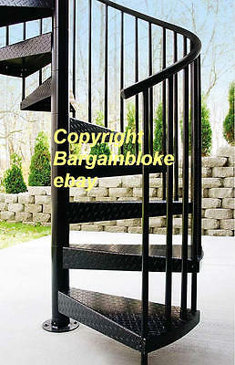 Spiral Staircase Stairs  ... Aust Wide delivery .Tradie series.... BRAND NEW