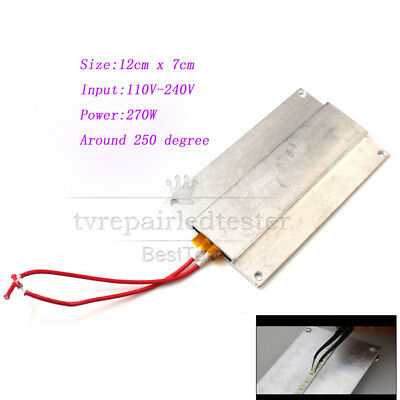 LED Remover Heating Soldering Chip Demolition Welding BGA Station Split Plate
