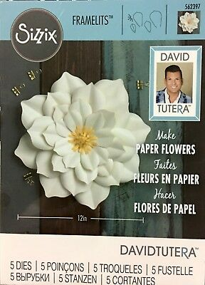 Sizzix Framelits Thinlits Die ~Large Lily Code 562397