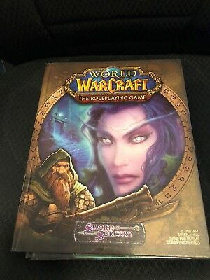 Sword & Sorcery WoW RPG World of Warcraft the Roleplaying Game book / Buch