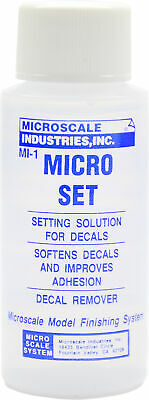 460-104 - Microscale MI-1 - Micro Set - Decal Remover (Decal Entferner) - NEU