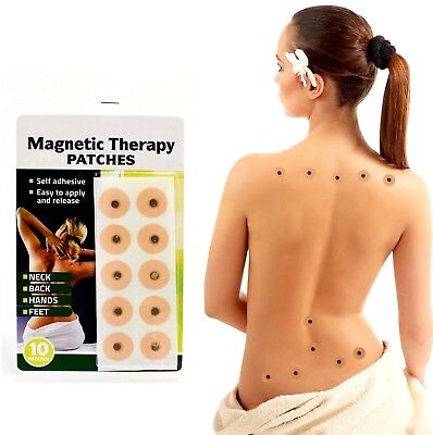 Magnetic Therapy Pain Relief Body Magnet Muscle Patches Plasters Natural Healing