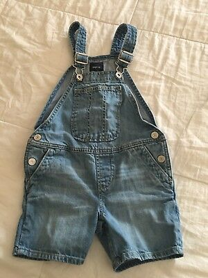Girls Gap Kids Overalls Size XS Denim