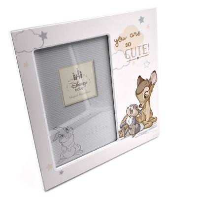 Disney Bambi and Thumper Baby Photo Frame DI410