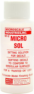460-105 - Microscale MI-2 - Micro Sol - Decal Finisher (Decal Weichmacher) - NEU