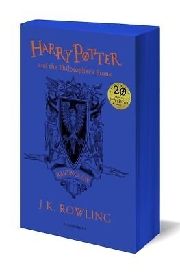 Harry Potter and the Philosophers Stone -Ravenclaw Edition (Paperback | English)
