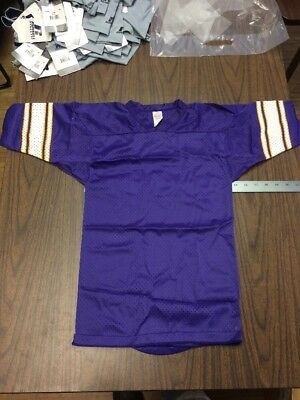 Vintage 70s minnesota vikings Replica Blank Jersey Southern Athletic Usa Small