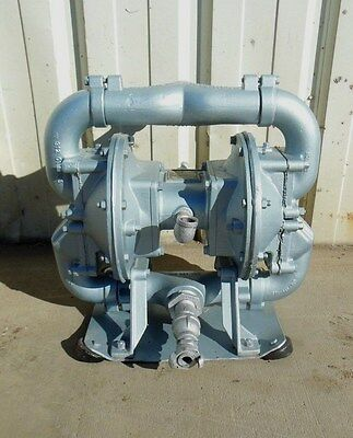 "Rupp Sandpiper Sand Piper Sa2-A 2"" Double Diaphragm Air Operated Slurry Pump"