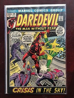 Daredevil #89 Marvel Comics 1972 Electro