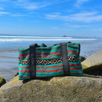 Mother Nature Wanderlust Weekender Bag / Boho Travel Bag