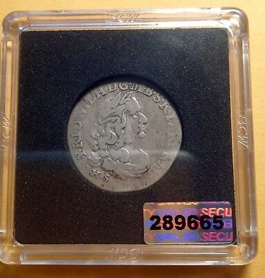 1683 Silver Coin From Prussia Priced 👍🏼 Right!