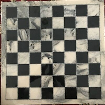 chess boards marble Look