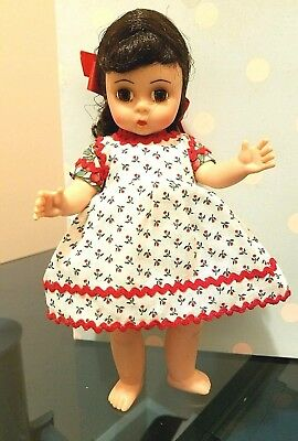"""MADAME ALEXANDER DOLL Wendy Loves... 8"""" Limited Edition RARE"""