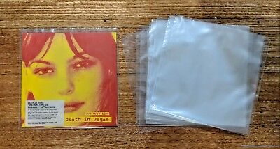 "10 x RECORD SLEEVES PLASTIC COVERS OUTER for Vinyl 10"" Records Aust Made"