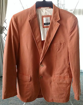 "Vintage Men's blazer Made in Europe by Bugatti, fits a 38"" chest (EU 48)"