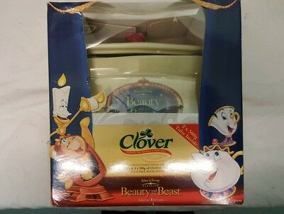Disney Beauty and the Beast limited edition butter dishes