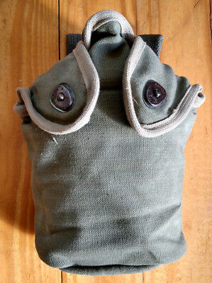 France French Indochina canteen water bottle bidon and cover carrier Mle 51