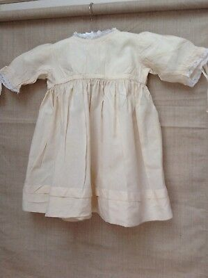 Original Edwardian Child's Dress
