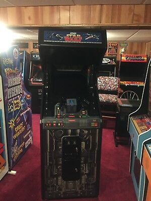 Star Wars Arcade Game, Atari Vector, 1983, Fully Restored, Amazing Cond. !
