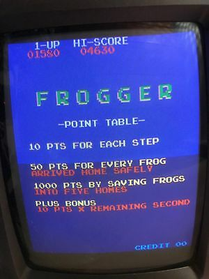 Frogger Arcade PCB - Non JAMMA - SOUND NOT WORKING