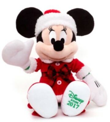 Disney Store  Minnie Mouse Plush Share The Magic 2017 New With Tag