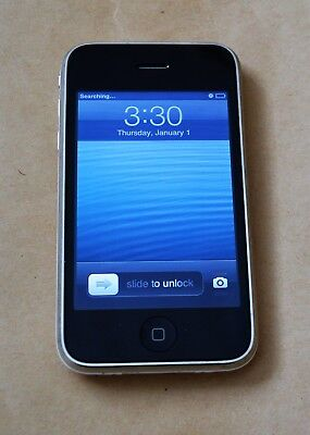 Apple iPhone 3GS - 16GB - White (AT&T) A1303 (GSM)