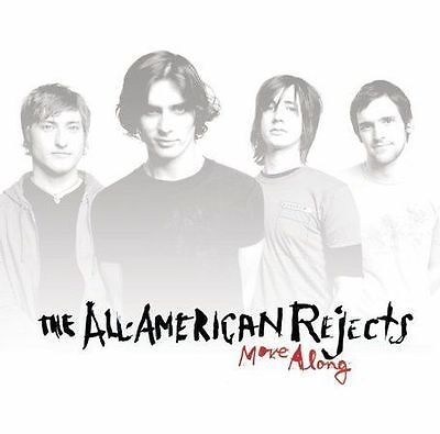 ALL AMERICAN REJECTS Move Along CD European Interscope 2005 12 Track NEW