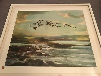 Gee Vaucher - Flying High | Signed & Numbered Print MINT | Edition of 200