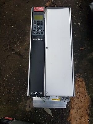 Danfoss DANFOSS VLT 6000HVAC VLT6016HT4C20STR3DLF00A00C0 VARIABLE FREQUENCY !