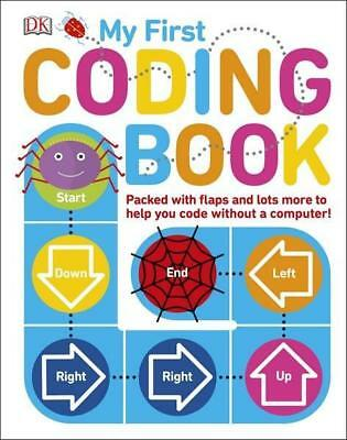 NEW Coding Book By DK Board Book Free Shipping