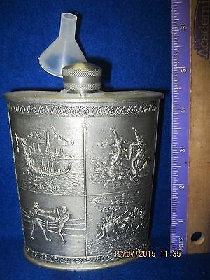 Chaopraya 97% Tin Flask