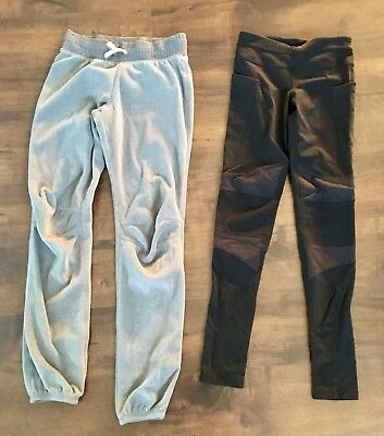 2 pairs Ivivva Size 12 pants