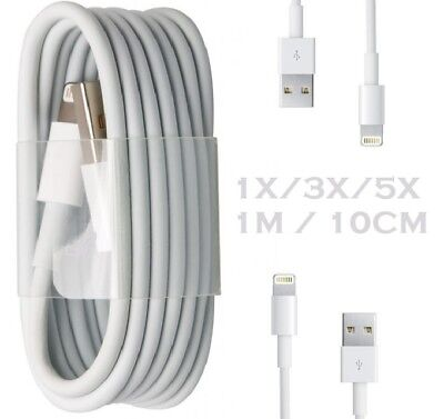 Compatible Charge & Data Sync Cable for IPAD, IPHONE, IPOD - FREE P&P AU STOCK