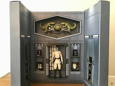 SDCC 2017 Exclusive Star Wars: The Black Series 6-Inch Grand Admiral Thrawn!
