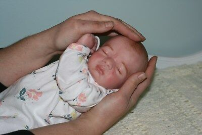 Beautiful Reborn Baby Doll*Anna by Pat Moulton*VERY DETAILED*