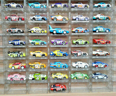 Disney Cars Speedway Of The South Piston Cup Race Cars 36 Die Cast 1