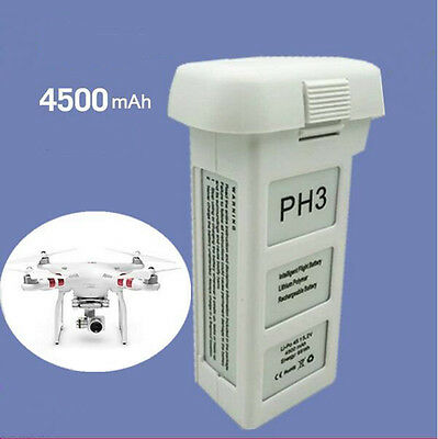 4500mAh Intelligent Battery For DJI Phantom 3 Professional ,Standard , Advanced