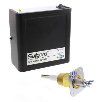 Safegard HYDROLEVEL 650 120V LOW WATER CUT-OFF w Probe M M 90,900c,ps-850-120,