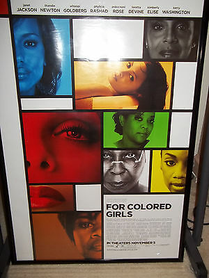 Movie Poster For Colored Girls
