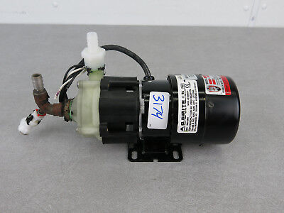 March MFG BC-3C-MD Magnetic Drive Chemical Pump