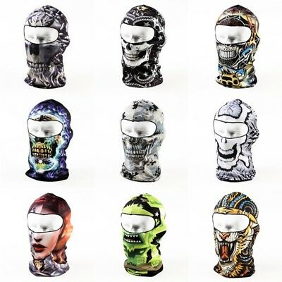 3D Animal Windproof Ski Snowboard Sports Cycling Motorcycle Balaclava Face Mask