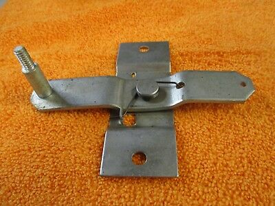 Vintage 1967 Chevy Corvette Inside Door Latch Release Nos Ncrs 3880170 Rh Rare