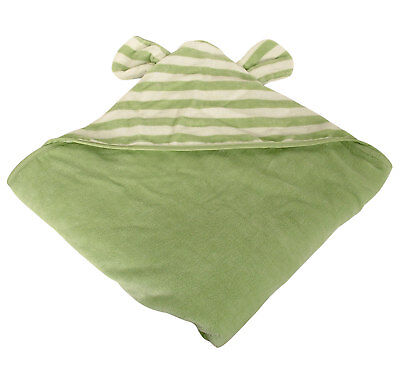 NEW Silly Billyz Organic Baby Hooded Ears Towel