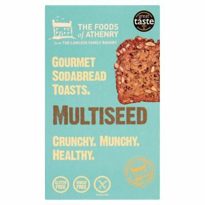 The Foods Of Athenry | Gluten free Multiseed Toasts 110g